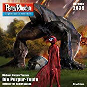 Die Purpur-Teufe (Perry Rhodan 2835) | Michael Marcus Turner