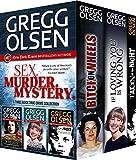 Sex. Murder. Mystery. (True Crime Box Set)