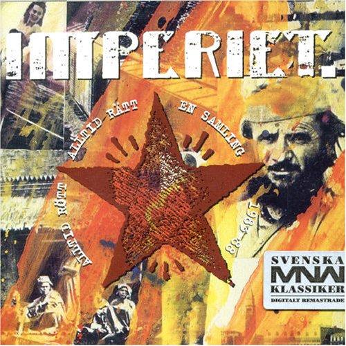 Imperiet - Alltid Rott Alltid Ratt, Samling 1983-1988 - Zortam Music