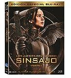 Los Juegos Del Hambre: Sinsajo - Parte 1 (Edición Especial) [Blu-ray]