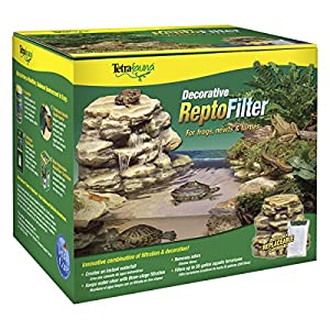 Tetra 25905 Decorative Reptile Filter for Aquariums up to 55 Gallons