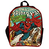 BB Designs Stylish Comics Close Up Design Marvel Spiderman Backpack