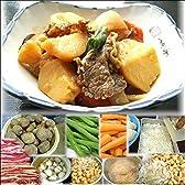 肉じゃが 1食 惣菜 お惣菜 おかず 惣菜セット 詰め合わせ お弁当 無添加 京都 手つくり