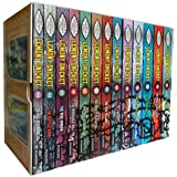 A Series of Unfortunate Events Lemony Snicket 13 Books Collection Pack Set (Includes the Bad Beginning, the Reptile Room, the Wide Window, the Miserable Mill, the Austere Academy, the Grim Grotto, the Penultimate Peril, the End)