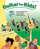 Guitar for Kids!: Learn to Play with Songs, Illustrations & Play-Along CD (Book & CD)