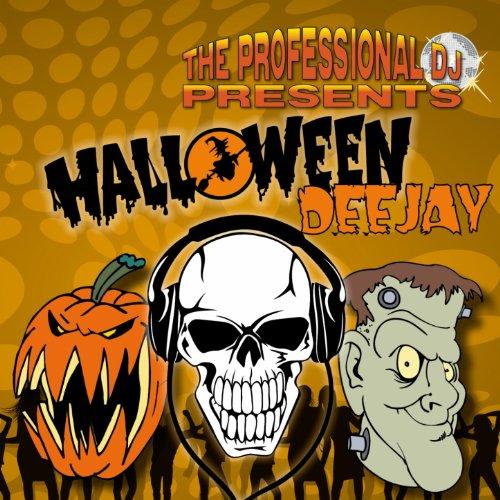 Halloween Deejay (Jingles, Dj Drops And Spooky Tools)
