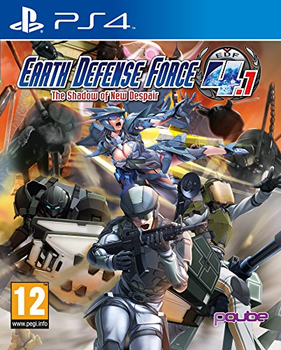 Earth Defense Force 4.1: The Shadow of New Despair  (PS4)