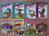 img - for Scooby-Doo Set of 8 Mystery Chapter Books (Haunted Castle ~ Snow Monster ~ Fairground Phantom ~ Spooky Strikeout ~ Case of the Haunted Hound ~ Case of the Living Doll ~ Case of the Spinning Spider ~ The Creepy Camp) book / textbook / text book