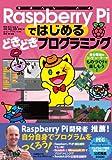 Raspberry Piではじめるどきどきプログラミング (はじめるプログラミング シリーズ)