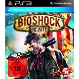 BioShock: Infinite (uncut) - [PlayStation 3]