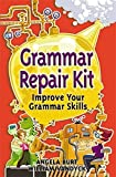 img - for Grammar Repair Kit: Improve Your Grammar Skills (Repair Kits) by Angela Burt (2005-02-01) book / textbook / text book