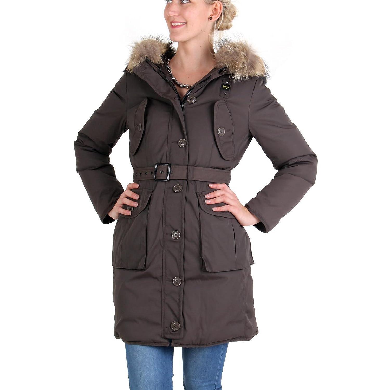 BLAUER USA Damen Winter Daunenparka Brown BLD0439 jetzt kaufen