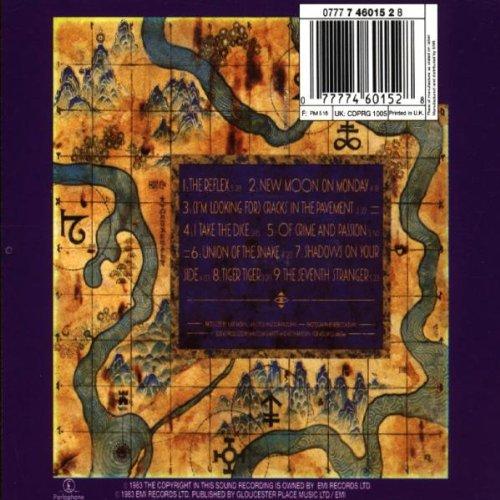 Duran Duran Album 171 Seven Amp The Ragged Tiger 187