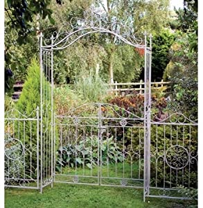 Laura Ashley Panel for Arched Garden Gates at Sears.com