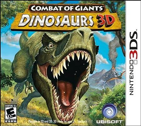 Combat of Giants Dinosaurs - Bil