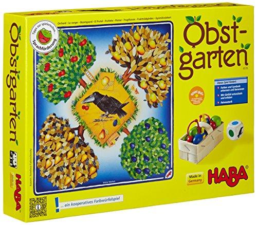 4170 - Obstgarten, Würfelspiel