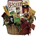 SCHEDULE YOUR DELIVERY DAY! Heart Healthy Gourmet Food Gift Basket with Smoked Salmon