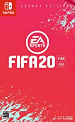 FIFA 20 Legacy Edition 【Amazon.co.jp限定】アイテム未定 付 - Switch