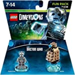 Dr. Who Cyberman Fun Pack - Lego Dime...