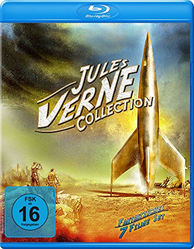 Jules Verne Blu-ray Collection Vol. 2 (7 Filme Set) [Blu-ray]
