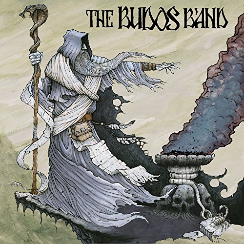 Album Art for Burnt Offering by Budos Band