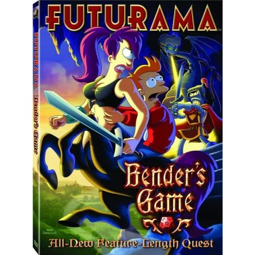Futurama - Bender's Game Reviews