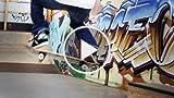 How to Do a 180 Ollie on a Skateboard