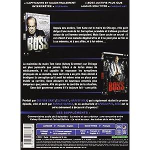 Boss - L'intégrale de la série : Saisons 1 et 2