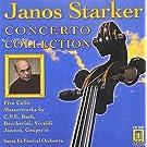 Concerto Collection : Oeuvres De C.P.E. Bach, Boccherini, Vivaldi, Janson, Couperin