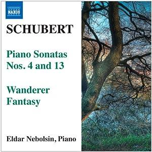 Schubert: Piano Sonatas; Wande