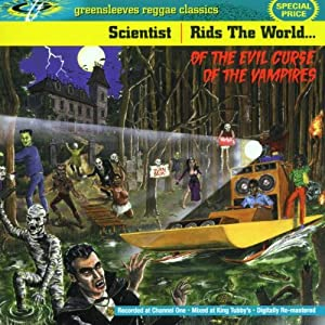 Rids The World Of The Evil Curse Of The Vampires