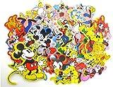 ディズニー『ミッキー&フレンズ』フレークシール/約100枚入り