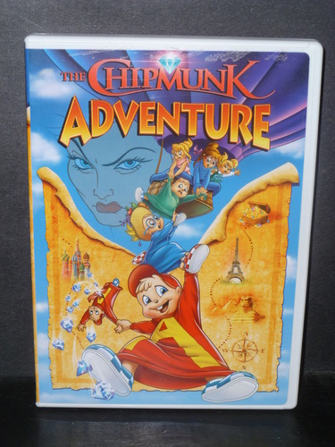 Alvin And The Chipmunks The Chipmunk Adventure