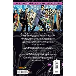 Doctor Who: Gefangene der Zeit: Bd. 1