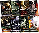 J. R. Ward J.R. Ward 8 books Pack Set Black Dagger Brotherhood RRP: £63.92 (J.R Ward Collection) (Black Dagger Brotherhood Series) (Lover Avenged, Lover Awakened, Lover Mine, Dark Lover, Lover Revealed, Lover Unbound, Lover Enshrined, Lover Eternal)