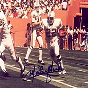 Murcury Morris Autographed Signed 8x10 Miami Dolphins Photo by Hollywood Collectibles