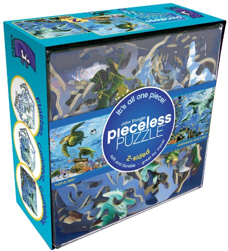 Seaside Pieceless Puzzle