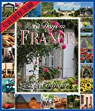 365 Days in France 2013 Wall Calendar