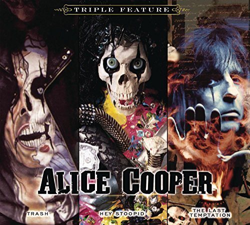Alice Cooper: Triple Feature (3 CD Budget Set) by Alice Cooper (2009-11-17)