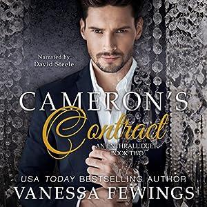 Cameron's Contract: Enthrall Novella 2 Audiobook