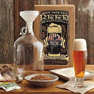 craft beer home brew kit