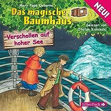 Verschollen auf hoher See (Das magische Baumhaus 22) Hörbuch von Mary Pope Osborne Gesprochen von: Stefan Kaminski