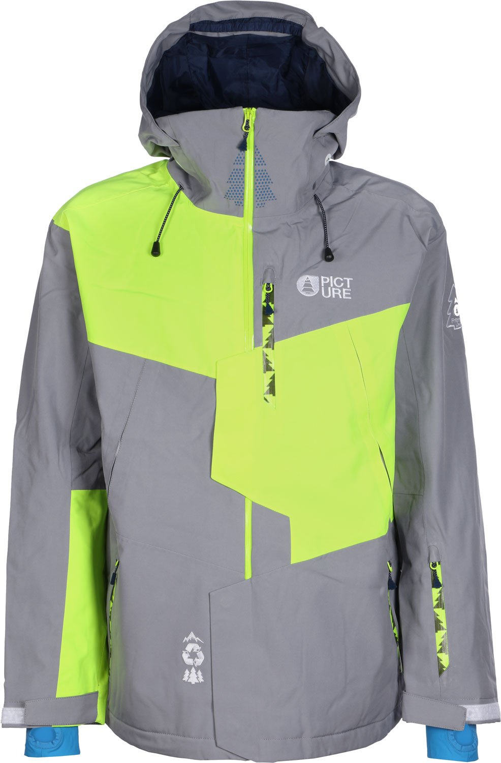 Picture Oscar Snow Jacket - Green