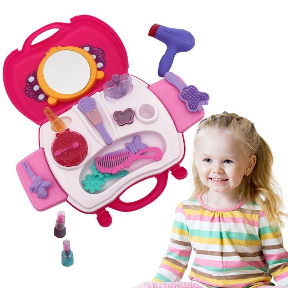 Ilovebaby Makeup Set For Children - Pretend Play Make Up Kit - For Little Girls-   EBay
