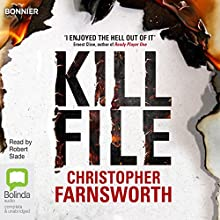Killfile: John Smith, Book 1 Audiobook by Christopher Farnsworth Narrated by Robert Slade