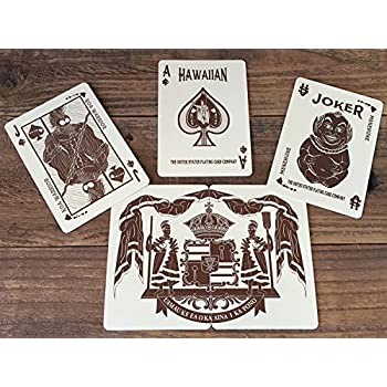 Hawaiian Limited Playing Cards