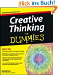 Creative Thinking For Dummies (For Du...