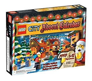 LEGO® City Advent Calendar (7907)