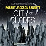 City of Blades: The Divine Cities, Book 2 | Robert Jackson Bennett
