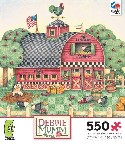 Ceaco Debbie Mumm Linder's Farm Jigsaw Puzzle